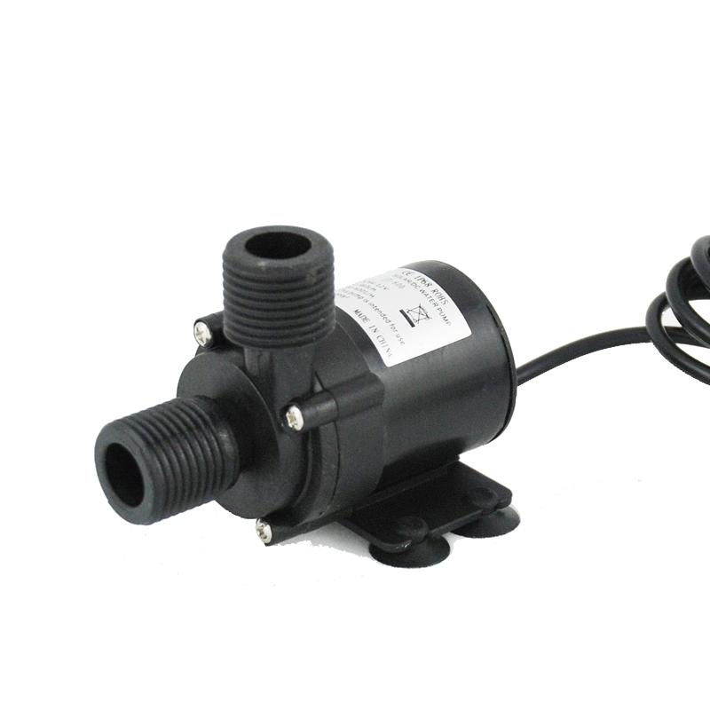 Pompe a eau brushless jt 600 12v 24v dc 650l h - Pompe a eau 12v ...