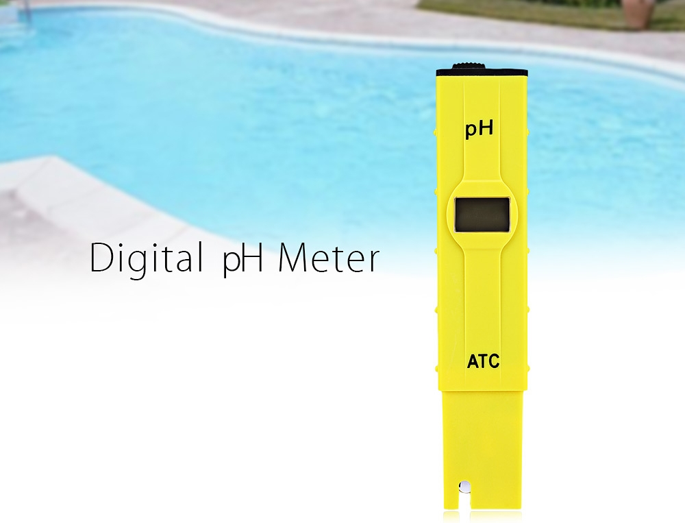 Testeur de ph piscine fabulous testeur de ph meter for Ph metre piscine