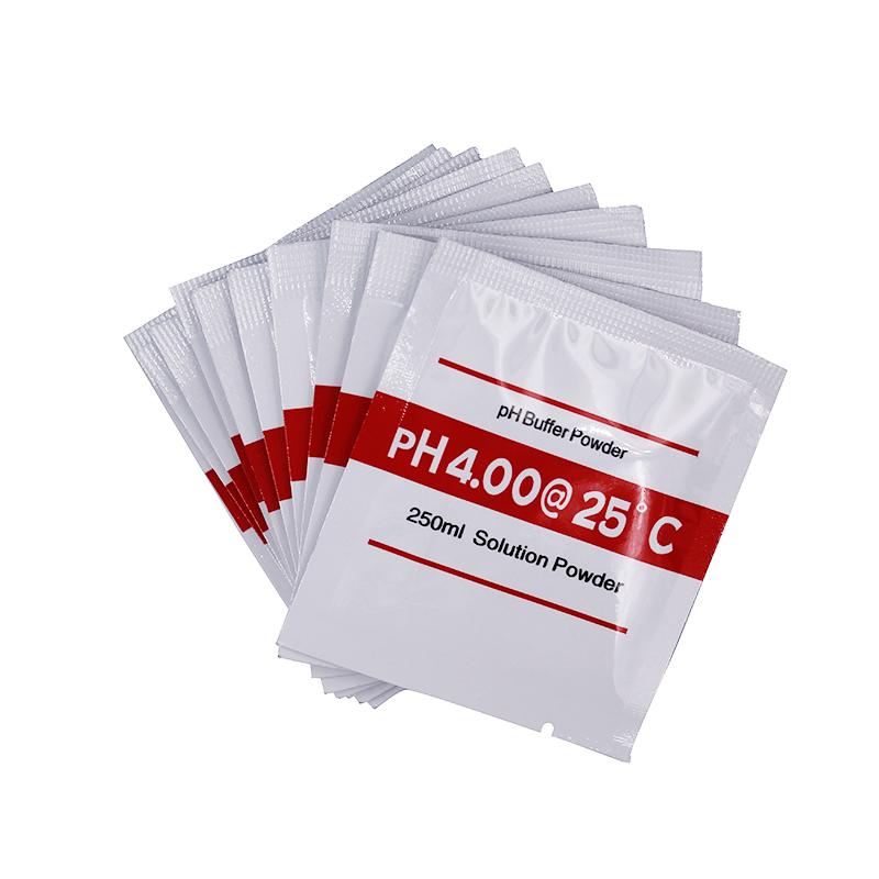 Pack 3 Piece Poudre Solution Tampon étalonnage Ph 400 686 Et 918 Maroc Dsindustriecom
