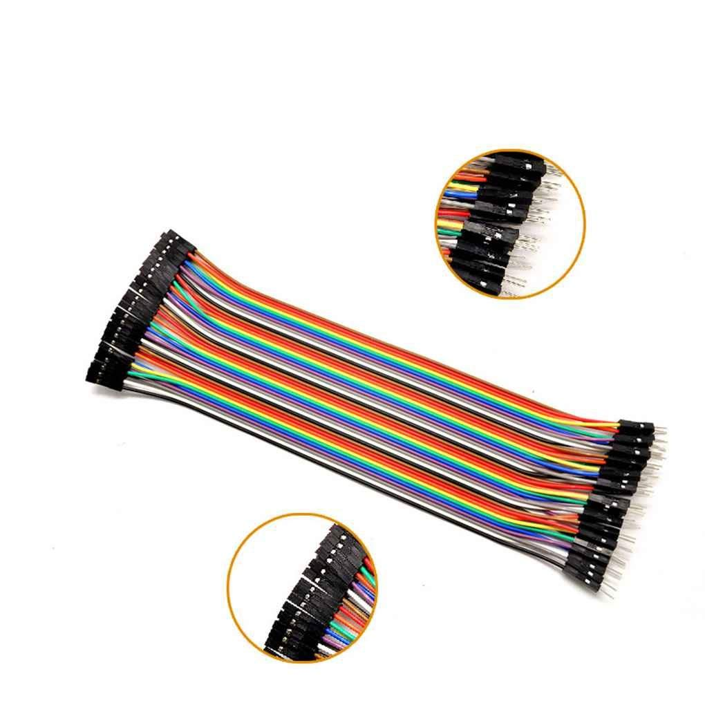 câbles Dupont mâle-femelle 20cm X40 Maroc